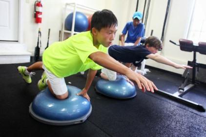 junior exercise