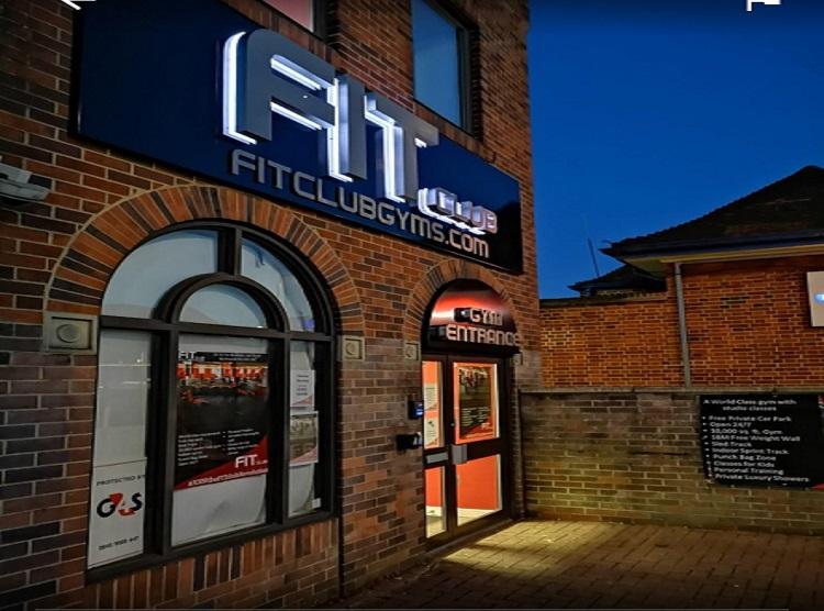 Fit Club Northwood